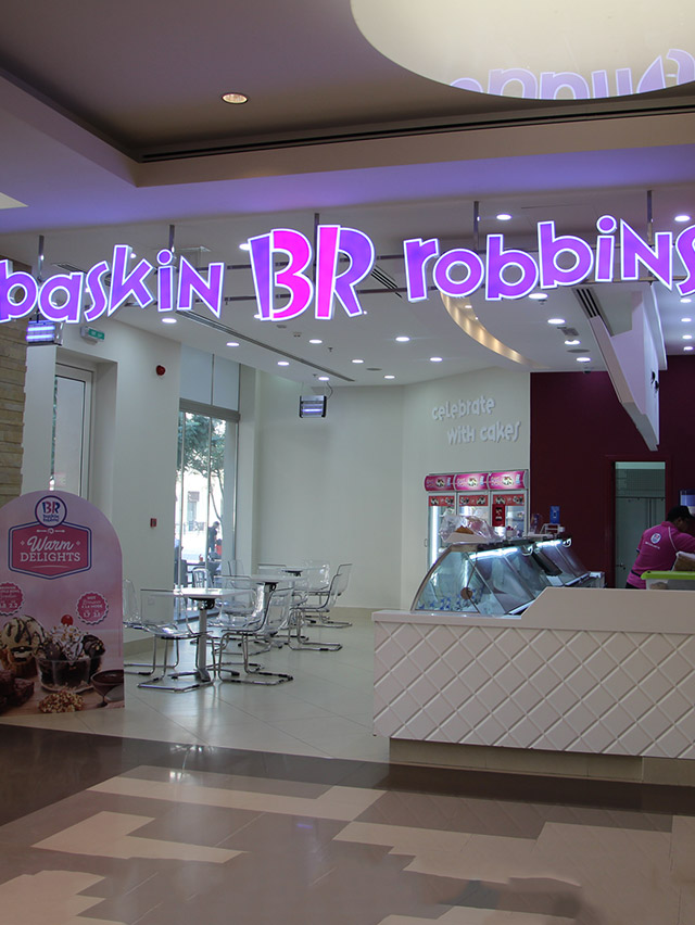 Baskin Robins